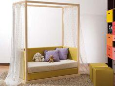 Chambre enfant Dearkids avec lit baldaquin