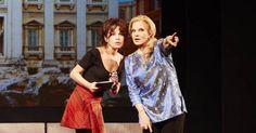 """Sylvie Vartan débute sur les planches en star déchue : """"Je sais qui je suis"""""""