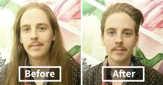 40+ Incredible Before & After Photos That Prove A Good Barber Is Like A Plastic Surgeon