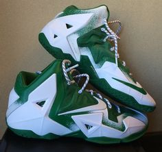 Nike LeBron 11 Michigan State