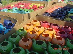 Fiestaware pitchers