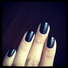 Freaking awesome. Need to find matte nail polish