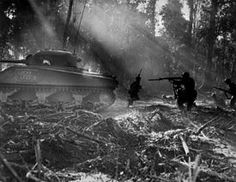 The Bougainville campaign (Operation Cherry Blossom) was fought by the Allies in the South Pacific during World War II to regain control of the island of Bougainville from the Japanese forces who had occupied it in 1942; Wikipedia