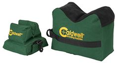 Caldwell DeadShot Boxed Combo (Front & Rear Bag) - Unfilled - Every hunter and shooter is looking for a versatile and steady shooting system that can be set up almost anywhere, and at any time. Whether you have minutes or seconds to set up for your next shot, the DeadShot Shooting Bags are the answer.