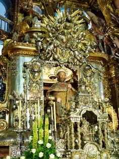 Visita la Catedral de Santiago con Viajes Viloria y Galicia Incoming