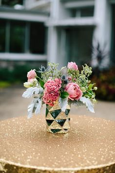 Bohemian blooms... Just Dandy Events