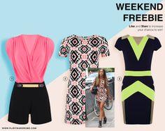 www.FlirtyWardrobe.com  #Weekend #Freebie #weekendfreebie #fridayfreebie #freebies #flirtywardrobe #fashion #clothing #womens #girls #dress #dresses #free #party #jumpsuit #playsuit #midi #shift #minidresses #mini #cute #sexy #outfits #flirtfashion #womensfashion #womensfashionwebsite #fashionwebsite