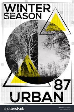 Photo print Art fashion poster tee design Graphic Design Flyer, Tee Design, Design Art, Artwork Prints, Poster Prints, Silk Screen T Shirts, Retro Typography, Photo Print, Type Setting