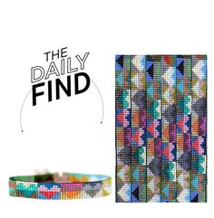 """""""The Daily Find: Julie Rofman Bracelet"""" by polyvore-editorial ❤ liked on Polyvore featuring DailyFind"""