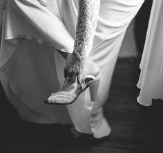 zapatos de novia marca española pitillos. Comodísimos!