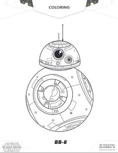 FREE Star Wars: The Force Awakens Coloring Sheets & Activities #StarWarsEvent | 22 pages of free printable kids coloring sheets & activities for Star Wars