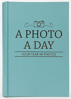 Social Media Gifts for Teens: Photo A Day Album @ Urban Outfitters Any of this…