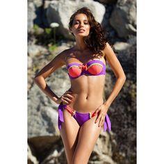 Dahlia Colour Block Bikini