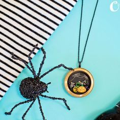 Fashionably carry your Halloween spirit during the day + then hit the town with your *ghoul friends* for a night out!