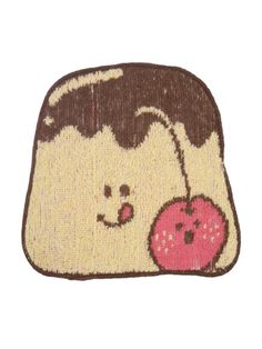 ☆ Swimmer - Funny Katachi Towel (in Pudding) ☆