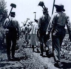 Today in labor history, September 20, 1891: African American sharecroppers affiliated with the Colored Farmers' Alliance and Union go on strike for higher wages and an end to peonage in Lee County, Arkansas. By the time a white mob – led by the local sheriff – put down the strike, more than a dozen people had been killed.