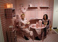 Would you like some breakfast with your plaid?