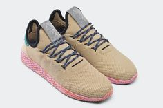 933ad865faf9c adidas Originals x PHARRELL WILLIAMS Tennis Hu  Four Colorways for July
