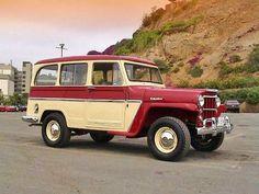 Nice older Jeep !