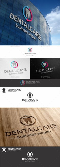 Dental / Tooth Care Logo – is a simple, clean and clear, professional and effective teeth care concept logo, suited for dental service business or a dentistry, toothpaste logo, dentist, dental surgeon, dental health, medical, hospital related business.