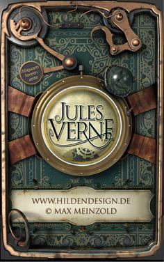 Jules Verne - Steamp...