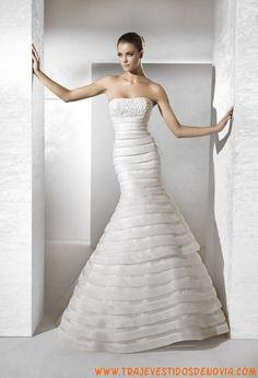 Soprano  Dreams  Vestido de Novia  La Sposa