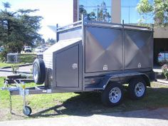 Austrailers Brisbane, Queensland | Manufacturer of Car Trailers, Box Trailers, Tandem Trailers, Tradesman Trailers, Enclosed Trailers for sale in Brisbane - Home