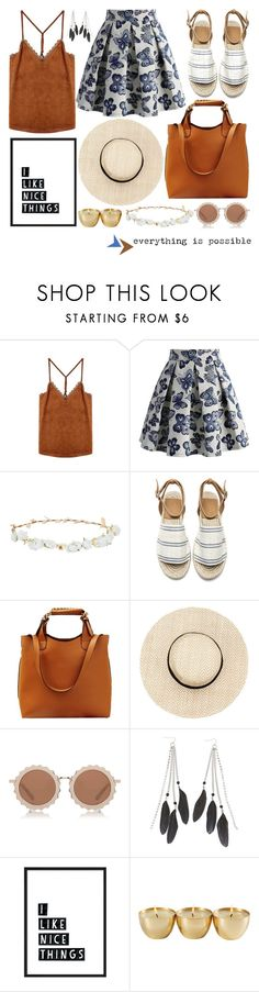 """""""Boho"""" by bklana ❤ liked on Polyvore featuring Chicwish, Robert Rose, House of Holland and Charlotte Russe"""