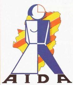 Logotipo de AIDA (Asociación de Ictus de Aragón)