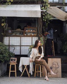 Korean Fashion Trends, Korean Street Fashion, Korea Fashion, Asian Fashion, Girl Fashion, Fashion Outfits, India Fashion, Best Photo Poses, Girl Photo Poses