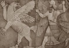 """""""In the clay, god and man shall be bound; to a unity brought together;so that to the end of days; the Flesh and the Soul; which in a god have ripened – that soul in a blood-kinship be bound."""" These are the words etched into clay tablets dating back thousands of years, recording the fascinating Sumerian creation myths that talk of the origin of mankind."""