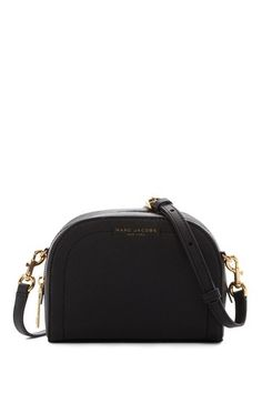 Image of Marc Jacobs Playback Leather Crossbody Bag