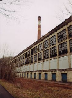 Abandoned Ammunitions Factory In Kings Mills Ohio