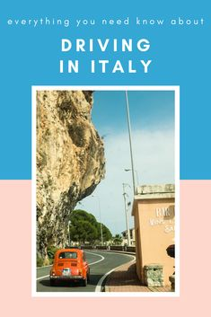 Your essential guide to driving in Italy. Discover the top travel tips from an Italian local to help you plan your trip across Italy Italy Travel Tips, Travel Destinations, Travel Advice, Travel Guides, Driving In Italy, Countries To Visit, Group Travel, Travel Around The World, Cool Places To Visit