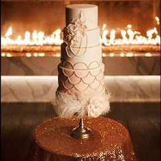 Cake by Luisa Galuppo Cakes.