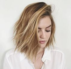Highlight your texture with colour and crest depth with a root stretch.