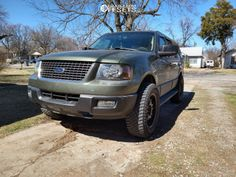 """2005 Ford Expedition - 20x9 29mm - Ultra Wheels Sentinel - Leveling Kit - 35"""" x 12.5"""" Ultra Wheels, Ford Expedition, 4x4, Ford"""