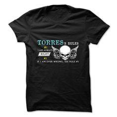 Nice Tshirt (Tshirt Most Design) TORRES - Free Shirt design