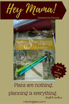 Homeschool Planner -