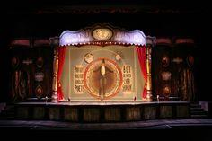 45 Trendy Fashion Show Stage Setup Album Set Theatre, Set Design Theatre, Stage Design, Prop Design, Design Model, Event Design, London Theatre, Evil Clowns, Stage Show