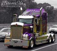 Lights on the Hill 2014   *Please do not edit in any way*  (C) Forever Us Photography  This event pays respect to all the truck drivers who have passes away doing their jobs.   South East Queensland, Australia