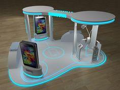 Samsung Note 4 u Booth on Behance