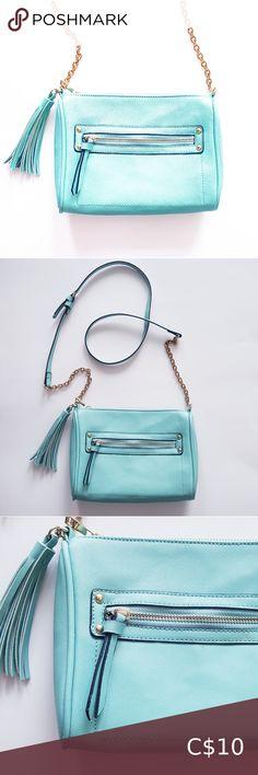 Leather Crossbody, Aqua, Handbags, Purses, Check, Closet, Shopping, Style, Swag