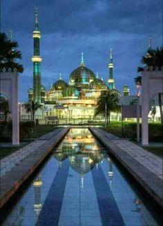 Crystal Masjid In Malaysia