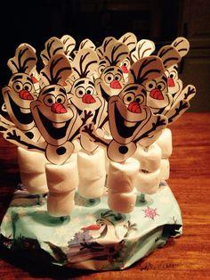 Olaf traktatie -Frozen Dochter 3 jaar!