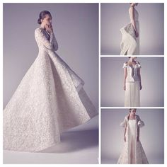 Searching for that perfect modest bridal look? Ashi Studio it is!  Spring Summer 2015 Ashi Studio - since 2007. The label is known for its timeless yet modern pieces and sharp-cut shapes. See collection for distinctively feminine and ladylike couture.| #fashionmag #الرياض #الخبر #الظهران #جدة #البحرين #دبي #الامارات #عمان #قطر #مسقط #عرض #ازياء #فاشن #موهبة #الدوحة #عرب #عربي #عربية #تراث #تراثي…