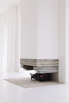 Great fireplace deta