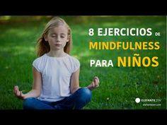 Mejora el bienestar emocional y el desarrollo cognitivo de tus hijos con estos 8 divertidos y efectivos ejercicios de mindfulness para niños. ¡Descúbrelos!