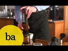 ▶ Bon Appétit/Stumptown Coffee Brew Guides: Aeropress - YouTube