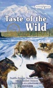 Best Dog Food For Pitbulls - Taste of the Wild salmon hypo allergenic dog food